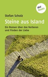 Steine aus Island - Ein Roman über das Verlieren und Finden der Liebe