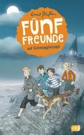 Enid Blyton: Fünf Freunde auf Schmugglerjagd ★★★★★
