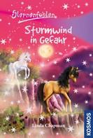Linda Chapman: Sternenfohlen, 15, Sturmwind in Gefahr ★★★★