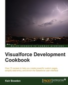 Keir Bowden: Visualforce Development Cookbook