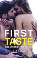 Jessica Hawkins: First Taste ★★★★