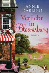 Verliebt in Bloomsbury - Roman
