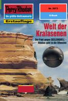 Ernst Vlcek: Perry Rhodan 2073: Welt der Kralasenen ★★★★★