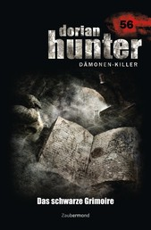 Dorian Hunter 56 – Das schwarze Grimoire