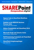 Gunnar Krause: SharePoint Kompendium - Bd. 16 ★★★