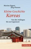 Marion Eggert: Kleine Geschichte Koreas ★★★