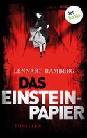 Lennart Ramberg: Das Einstein-Papier ★★★
