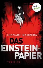 Das Einstein-Papier - Thriller