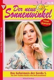 Der neue Sonnenwinkel 19 – Familienroman - Das Geheimnis der Gerda S.
