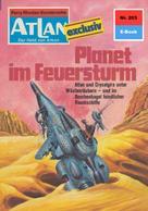 H. G. Ewers: Atlan 203: Planet im Feuersturm ★★★★★