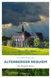 Altenberger Requiem - Der Bergische Krimi