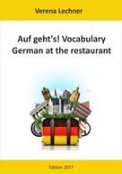 Verena Lechner: Auf geht's! Vocabulary