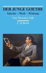 Der junge Goethe - Epoche - Werk - Wirkung
