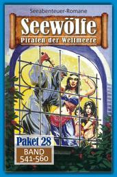 Seewölfe Paket 28 - Seewölfe - Piraten der Weltmeere, Band 541 bis 560