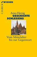 Arno Herzig: Geschichte Schlesiens ★★★★★