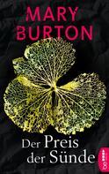 Mary Burton: Der Preis der Sünde ★★★★