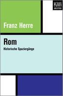 Franz Herre: Rom