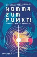 Rainer Holl: Komma zum Punkt