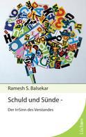 Ramesh S. Balsekar: Schuld und Sünde ★★★★★