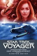 Kirsten Beyer: Star Trek - Voyager 14: Architekten der Unendlichkeit 1 ★★★★