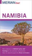 Jan-Hendrik Wuttke: MERIAN live! Reiseführer Namibia ★★★★