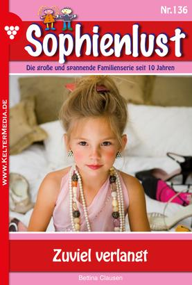 Sophienlust 136 – Familienroman