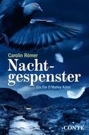 Carolin Römer: Nachtgespenster ★★★★