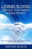 Dieter Busch: Linkbuilding - Erfolg für Ihren Webauftritt