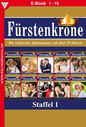 Fürstenkrone Staffel 1 – Adelsroman