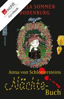 Angela Sommer-Bodenburg: Anna von Schlottersteins Nächtebuch ★★★★★