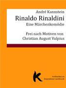 André Kannstein: RINALDO RINALDINI