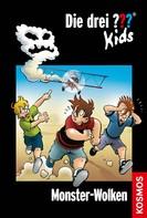 Boris Pfeiffer: Die drei ??? Kids, 63, Monster-Wolken (drei Fragezeichen Kids) ★★★★