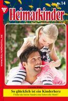 Cornelia Waller: Heimatkinder 14 – Heimatroman ★★★★★