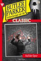 Günter Dönges: Butler Parker Classic 19 – Kriminalroman
