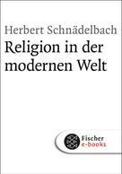 Herbert Schnädelbach: Religion in der modernen Welt