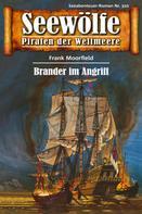 Frank Moorfield: Seewölfe - Piraten der Weltmeere 310 ★★★★