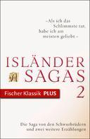 Klaus Böldl: Die Saga von den Schwurbrüdern und zwei weitere Erzählungen