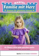 Sabine Stephan: Familie mit Herz 24 - Familienroman ★★★★★