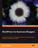 Paul Thewlis: WordPress for Business Bloggers