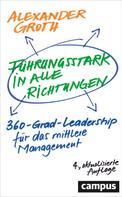 Alexander Groth: Führungsstark in alle Richtungen
