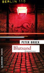 Blutsand - Kriminalroman
