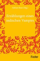 Adrian Baar: Erzählungen eines indischen Vampirs ★★★★★