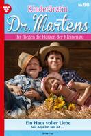 Britta Frey: Kinderärztin Dr. Martens 90 – Arztroman