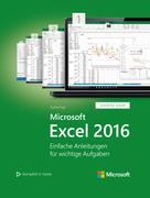 Curtis Frye: Microsoft Excel 2016 (Microsoft Press) ★★★★