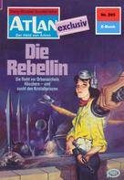 Marianne Sydow: Atlan 285: Die Rebellin ★★★★