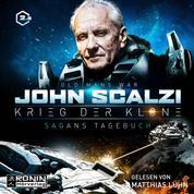 Sagans Tagebuch - Krieg der Klone 2.5 (Ungekürzt)