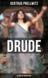 DRUDE - Ein Buch des Vorfrühlings - Der neuen Jugend gewidmet (Ein phantastischer Roman)