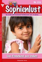 Sophienlust 216 – Familienroman - Das Findelkind aus Indien