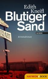 Blutiger Sand - Kriminalroman