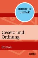 Dorothy Uhnak: Gesetz und Ordnung ★★★★★